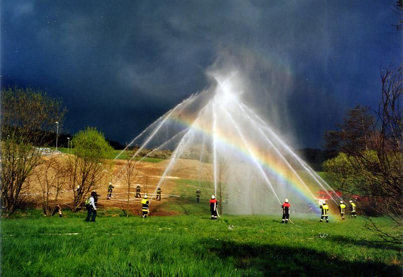 Regenbogen 2004